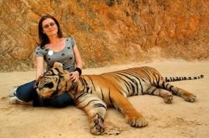 Tiger Temple Kanchanburi