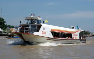 Chao Phraya Express Tourist Boat Service