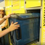 NEW! Self service luggage storage at Saladaeng BTS Bangkok